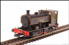 Hattons H4-AB16-001 Andrew Barclay 0-4-0ST 16 2244 No.10 in NCB lined black